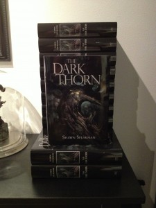 Copies of The Dark Thorn
