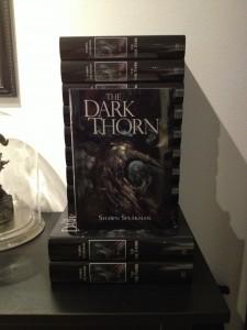 Copies of The Dark Thorn
