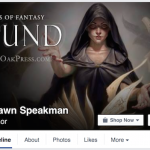 LIKE My New Facebook Author Page