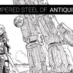 Charity Auction: A Galley of Antiquity Grey